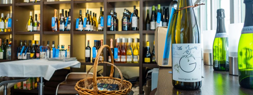 Der Wein zum Spargel, Foto: Anette Göttlicher