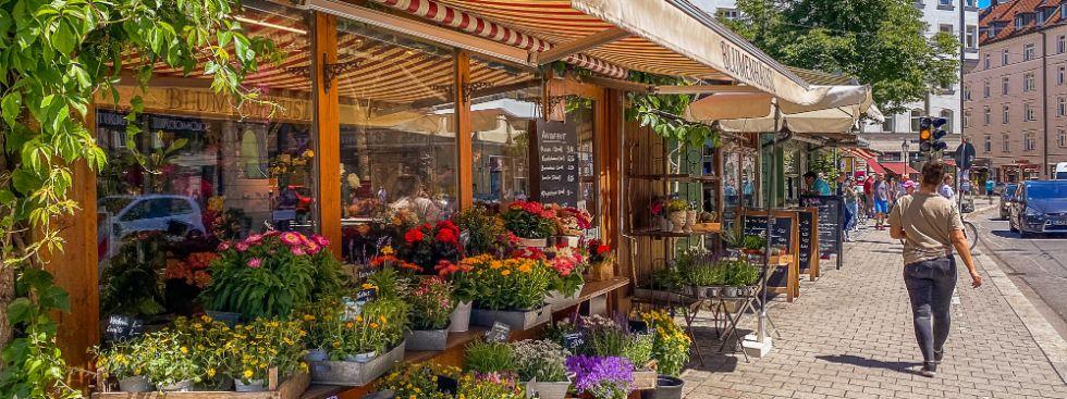 Blumenhäusl Wienermarkt, Foto: Anette Göttlicher