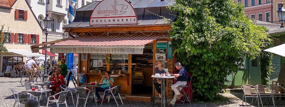 Margots Boulangerie am Wiener Platz, Foto: Anette Göttlicher