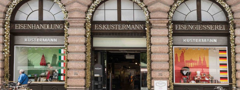 Kustermann Fassade, Foto: Kustermann