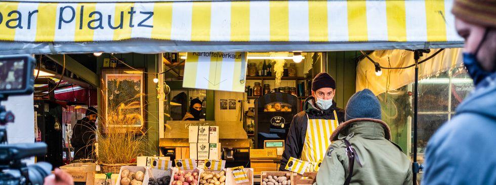 Bei Caspar Plautz gibt's leckere Gerichte to go, Foto: Anette Göttlicher
