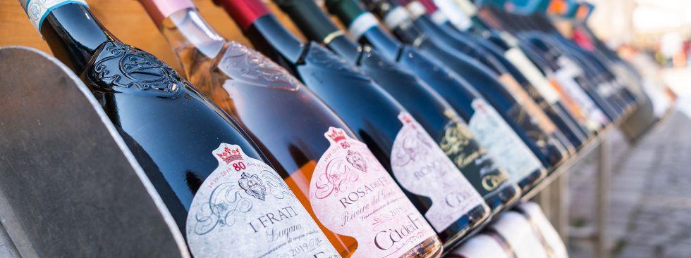 Wein fürs Osteressen , Foto: Anette Göttlicher