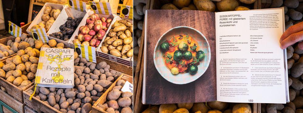 Die Jungs von Caspar Plautz haben ein Kartoffel-Kochbuch geschrieben, Foto: Anette Göttlicher