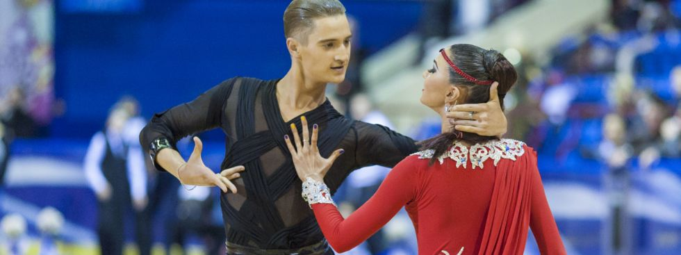 Professionelles Tanzpaar, Foto: Dmitry Morgan / Shutterstock.com