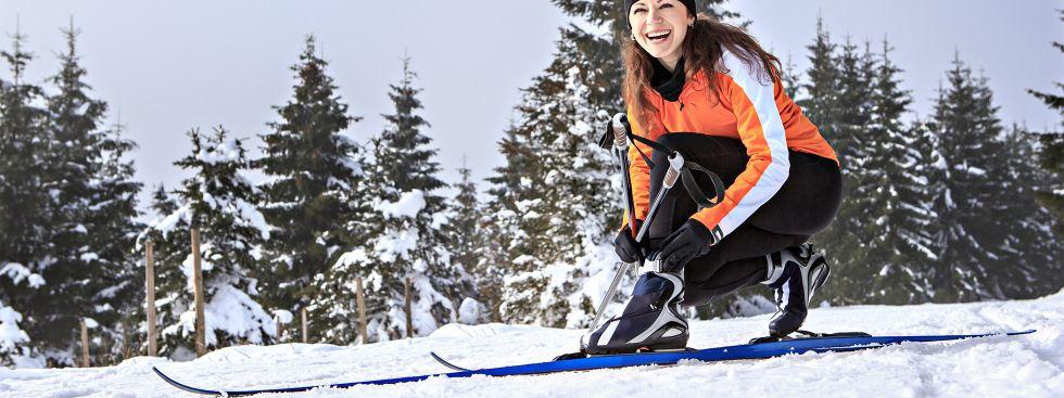 Skilangläuferin, Foto: Val Thoermer / Shutterstock.com