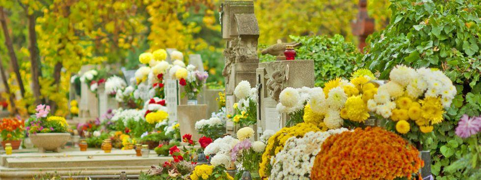 Friedhof zu Allerheiligen