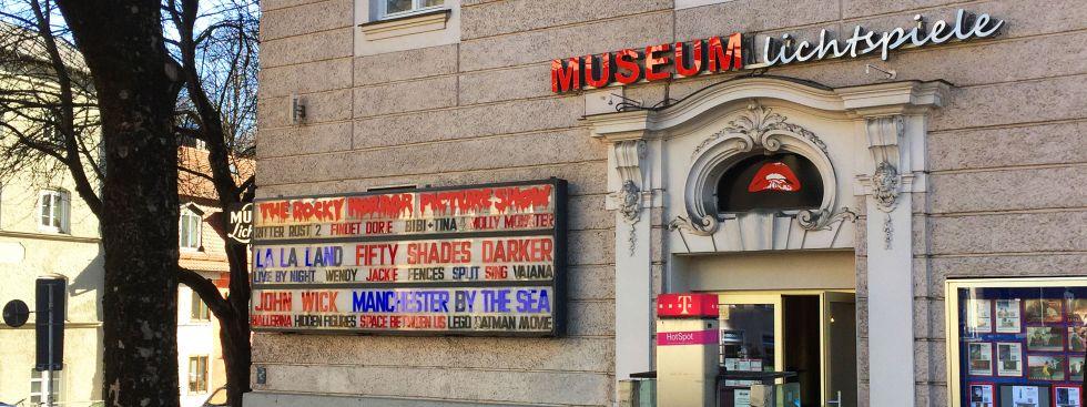 Das Kino Museum Lichtspiele, Foto: muenchen.de/Mark Read