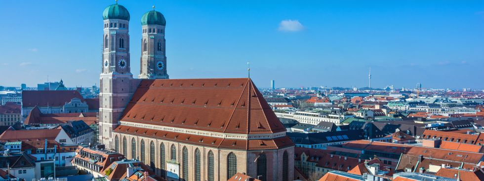 Frauenkirche , Foto: muenchen.de/Michael Hofmann