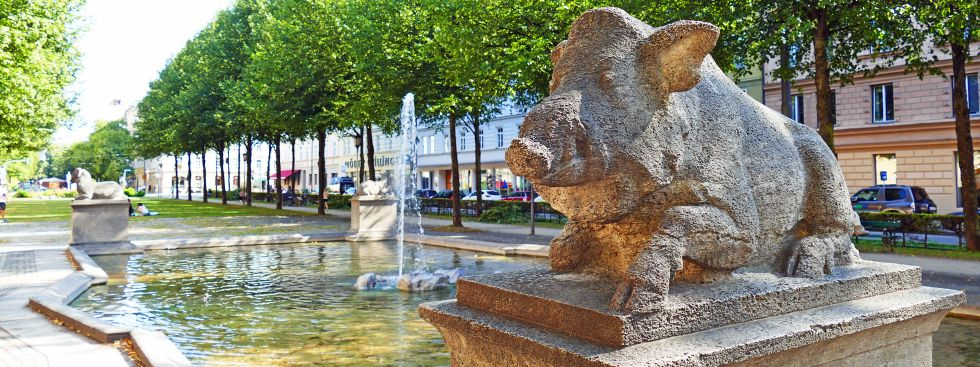Sommer am Bordeauxplatz, Foto: muenchen.de/Leonie Liebich