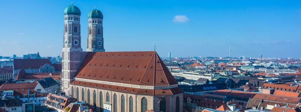 Frauenkirche München, Foto: muenchen.de/ Michael Hofmann