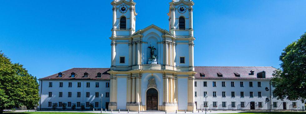 St. Michael in Berg am Laim, Foto: muenchen.de/ Michael Hofmann