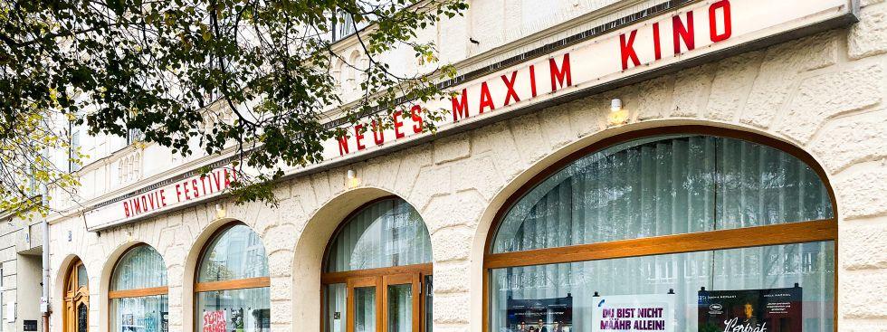 Das Kino Neues Maxim in München., Foto: Anette Göttlicher