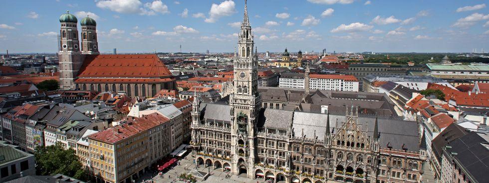 Neues Rathaus München, Foto: Presseamt/Nagy