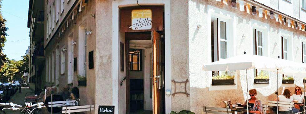 Café Hüller , Foto: Marie-Lyce Plaschka