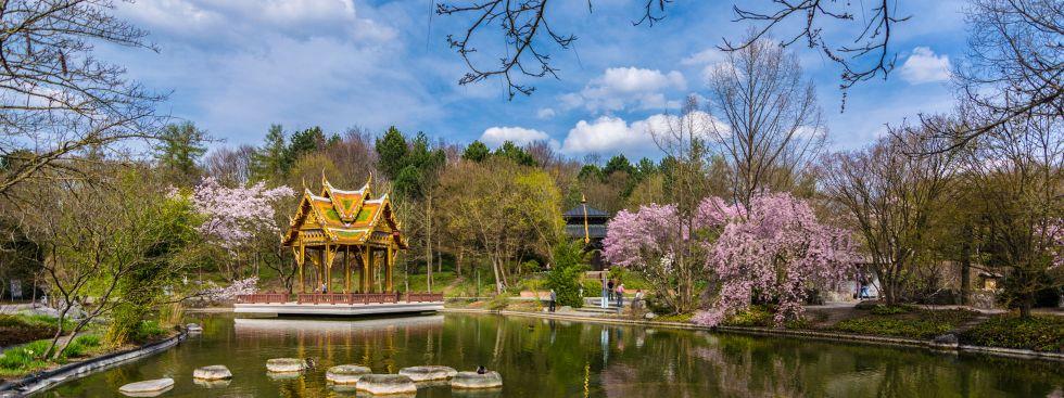 Westpark Thai Sala, Foto: muenchen.de/ Michael Hofmann