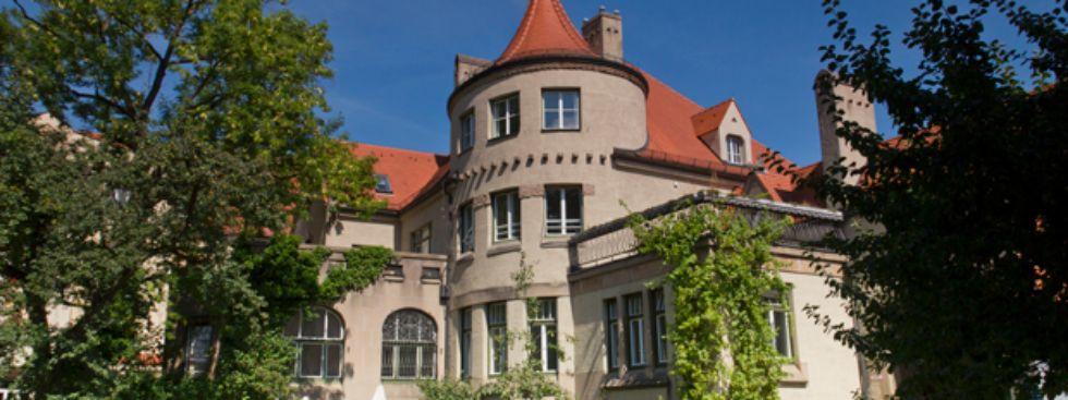 Seidlvilla- ein herrschaftliches Wohnhaus in Schwabing, Foto: Katy Spichal