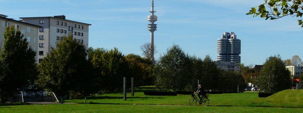 Petuelpark, Foto: muenchen.de / Mark Read