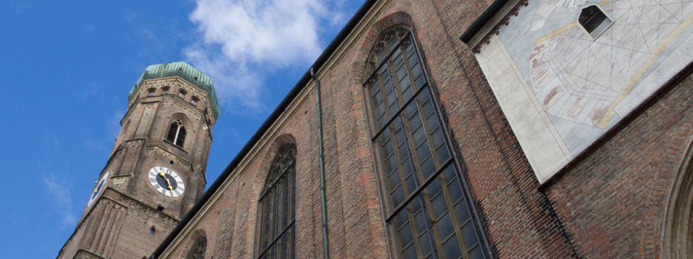 Die Frauenkirche, Foto: Katy Spichal