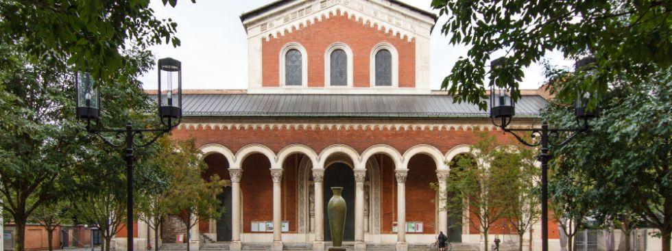 Sankt Bonifaz in München, Foto: Sankt Michaelsbund