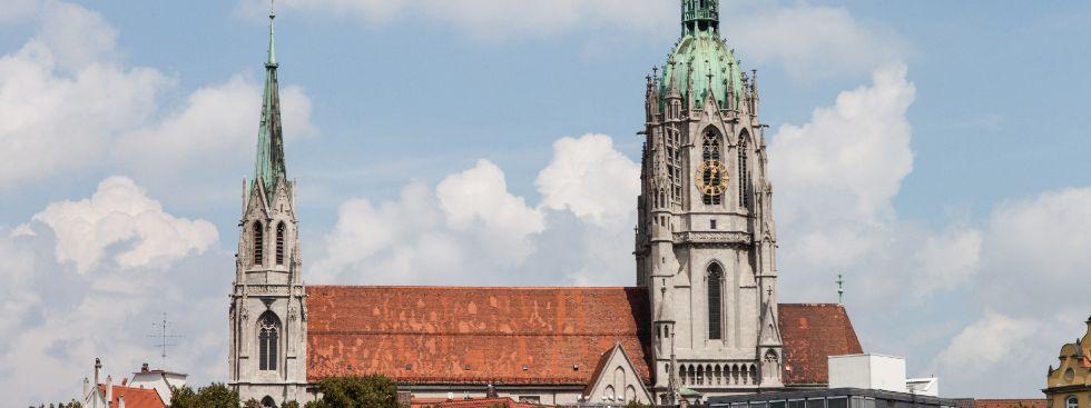 St. Pauls Kirche an der Theresienwiese, Foto: Sankt Michaelsbund