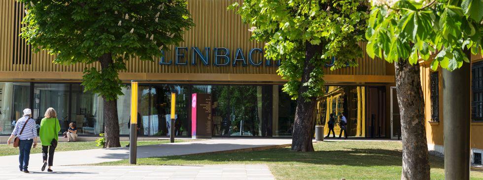 Lenbachhaus, Foto: muenchen.de/Katy Spichal