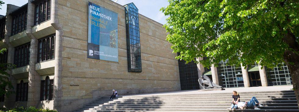 Neue Pinakothek, Foto: muenchen.de/Katy Spichal