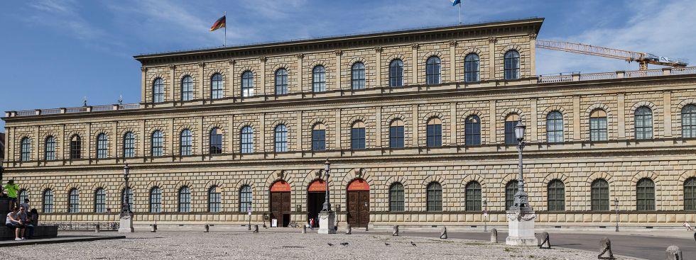 Residenz in München, Foto: muenchen.de/Katy Spichal