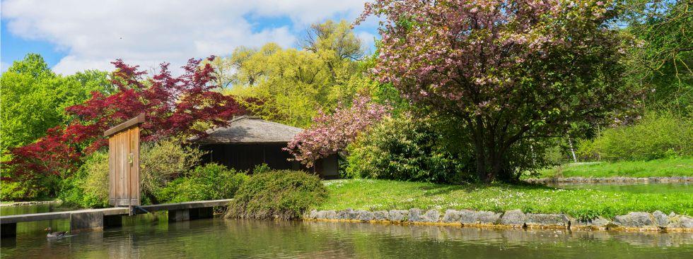 Eine Tour Durch Den Englischen Garten In Munchen