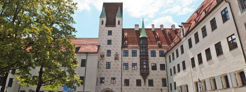 Alter Hof In München, Foto: Katy Spichal