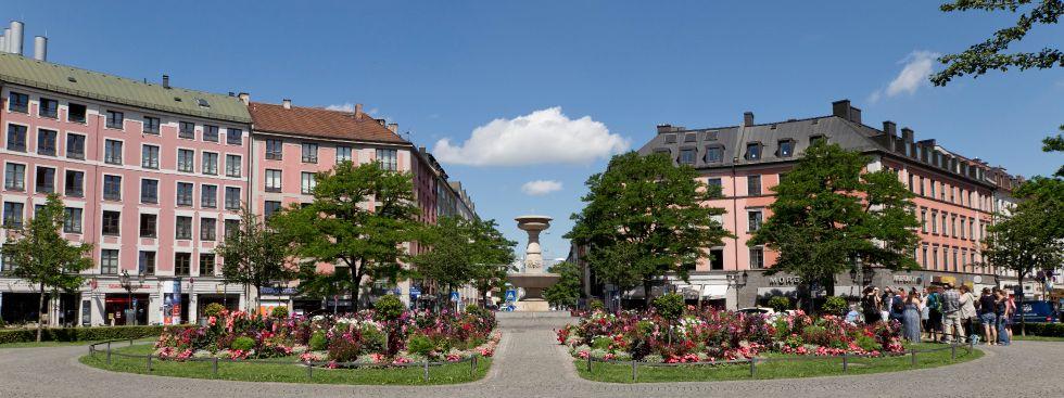 Gärtnerplatz München, Foto: Katy Spichal