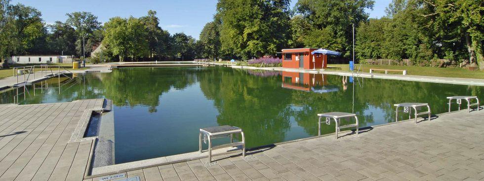 Naturbad Maria Einsiedel in Thalkirchen, Foto: SWM / Denise Krejci
