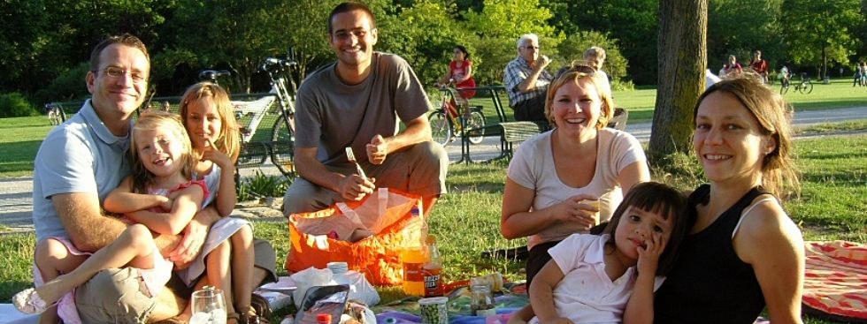Picknick im Westpark, Foto: muenchen.de / Constanze Groebmair