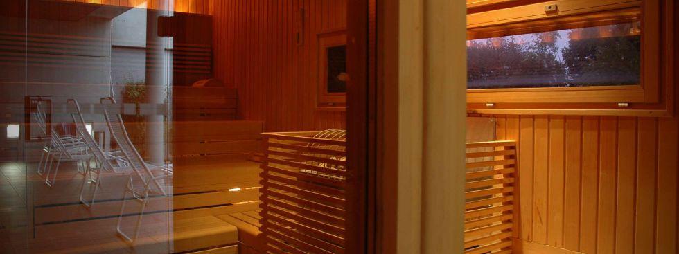 Sauna im Bad Forstenrieder Park, Foto: SWM