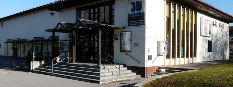 Kino Eingang, Foto: Christian Brunner