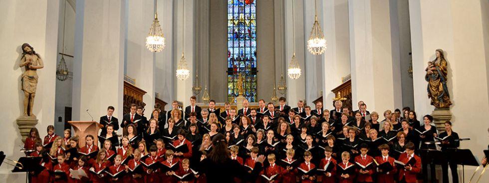 Münchner Dommusik, Foto: Münchner Dommusik