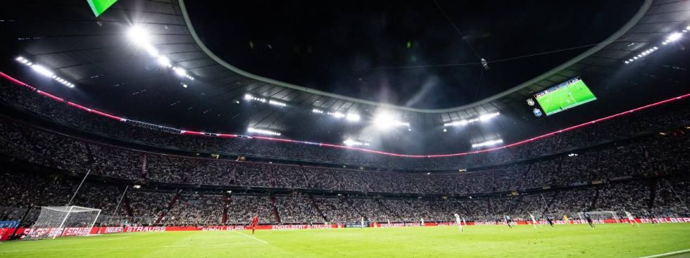Allianz Arena innen, Foto: München Tourismus