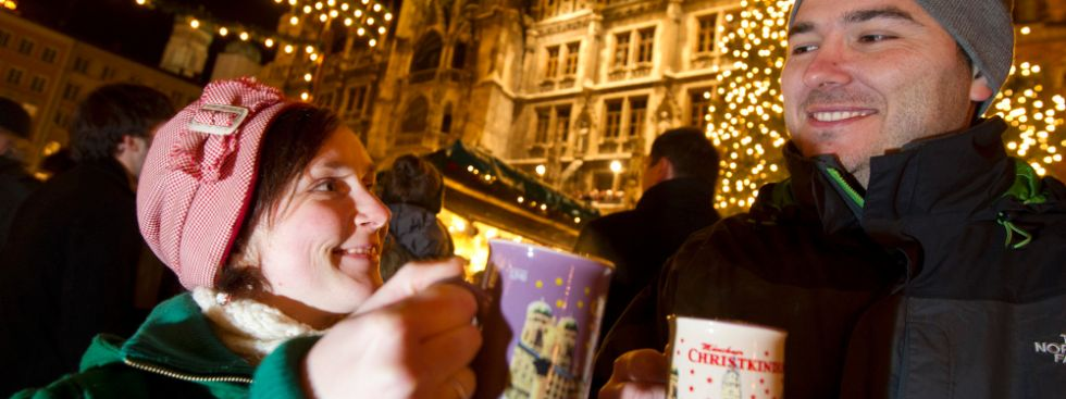 Impressions of the Munich Christmas Market on Marienplatz, Foto: Lukas Barth