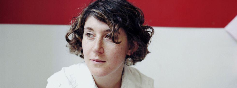 Die Autorin Lena Gorelik, Foto: Gerald von Foris