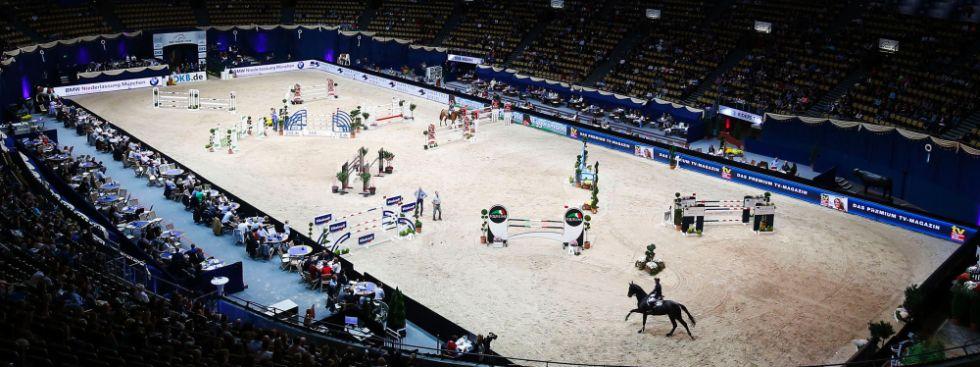olympiahalle-munich-indoors, Foto: EN GARDE/ LAFRENTZ, HELLMANN