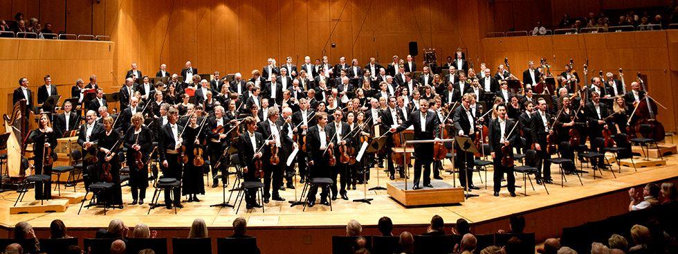 Mariss Jansons und das Symphonieorchester des Bayerischen Rundfunks, Foto: Astrid Ackermann