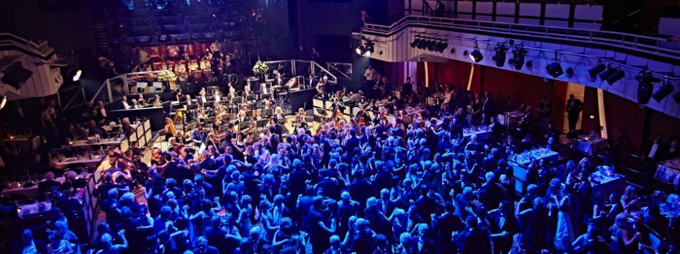 Ball der Sterne im Deutschen Theater, Foto: Gert Krautbauer