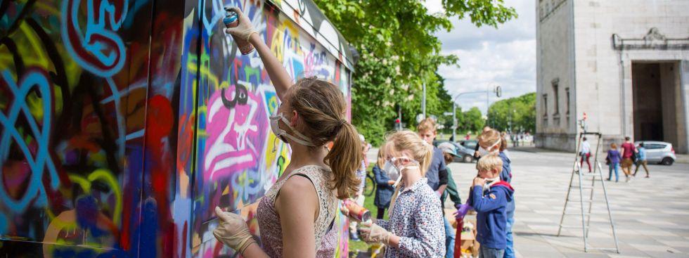Kunstareal-Fest, Foto: Oliver Bodmer