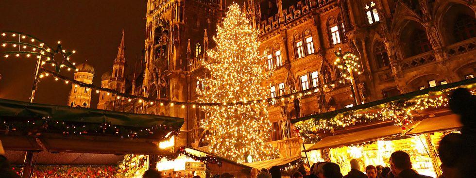 Lichter und Impressionen vom Münchner Christkindlmarkt, Foto: muenchen.de/Leonie Liebich
