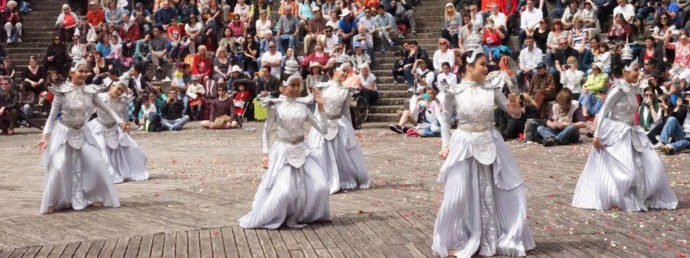 Vesakh Fest im Westpark, Foto: muenchen.de/ Vauelle
