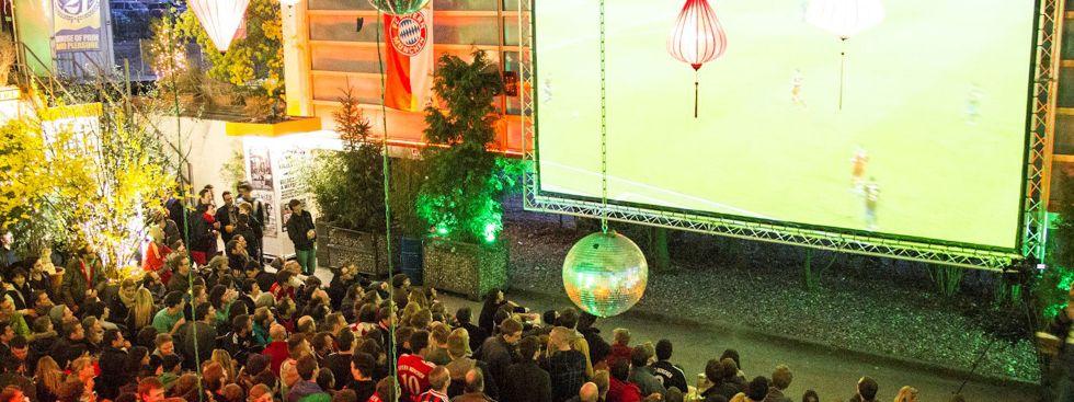 Public Viewing im Backstage, Foto: BACKSTAGE Concerts GmbH