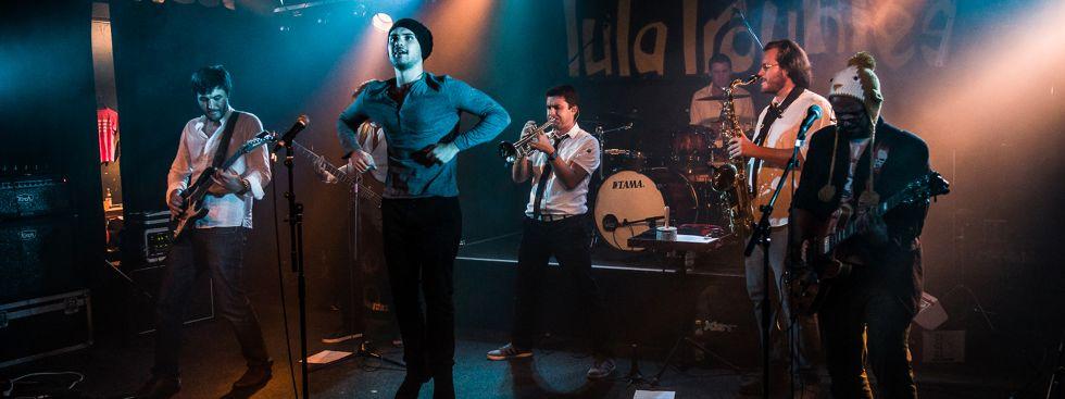 Band Tula Troubles, Foto: Tula Troubles