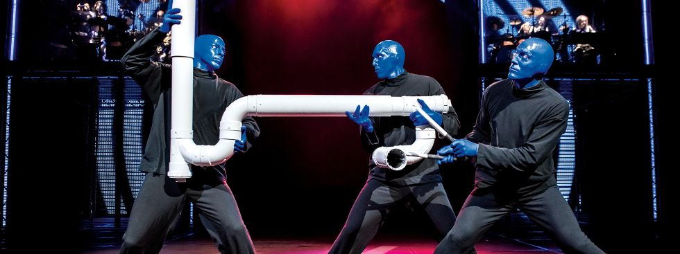 Blue Man Group, Foto: Lindsay Best