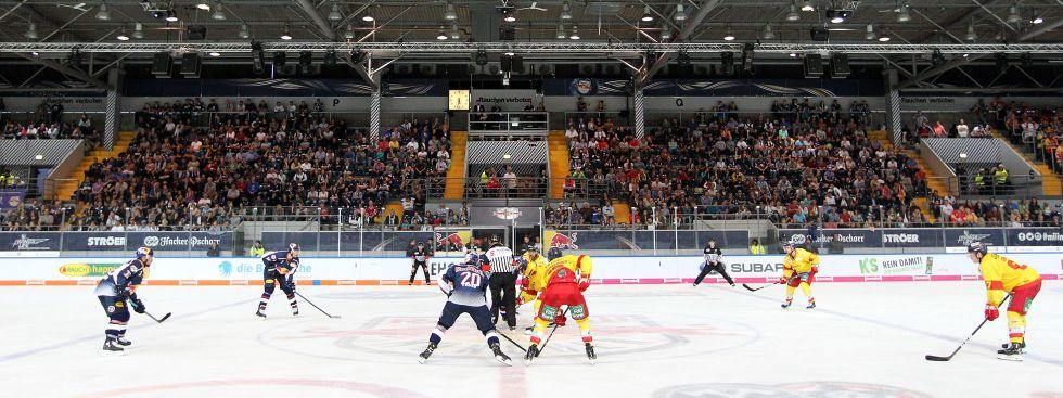 EHC Red Bull München spielt im Olympia-Eisstadion, Foto: EHC Red Bull München