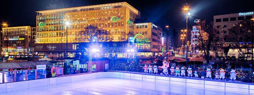 Münchner Eiszauber , Foto: Münchner Eiszauber
