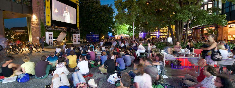 Filmfest München Open Air, Foto: Christian Rudnik